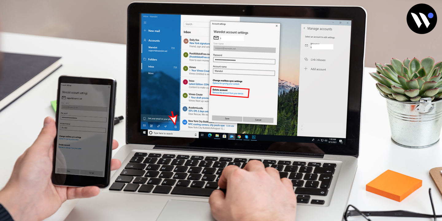 How to Delete Outlook Account   Delete Outlook Email Account